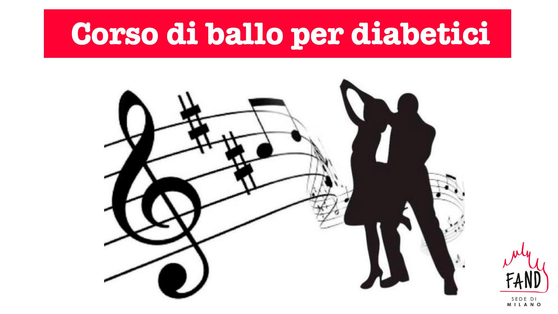 Corso di ballo per diabetici