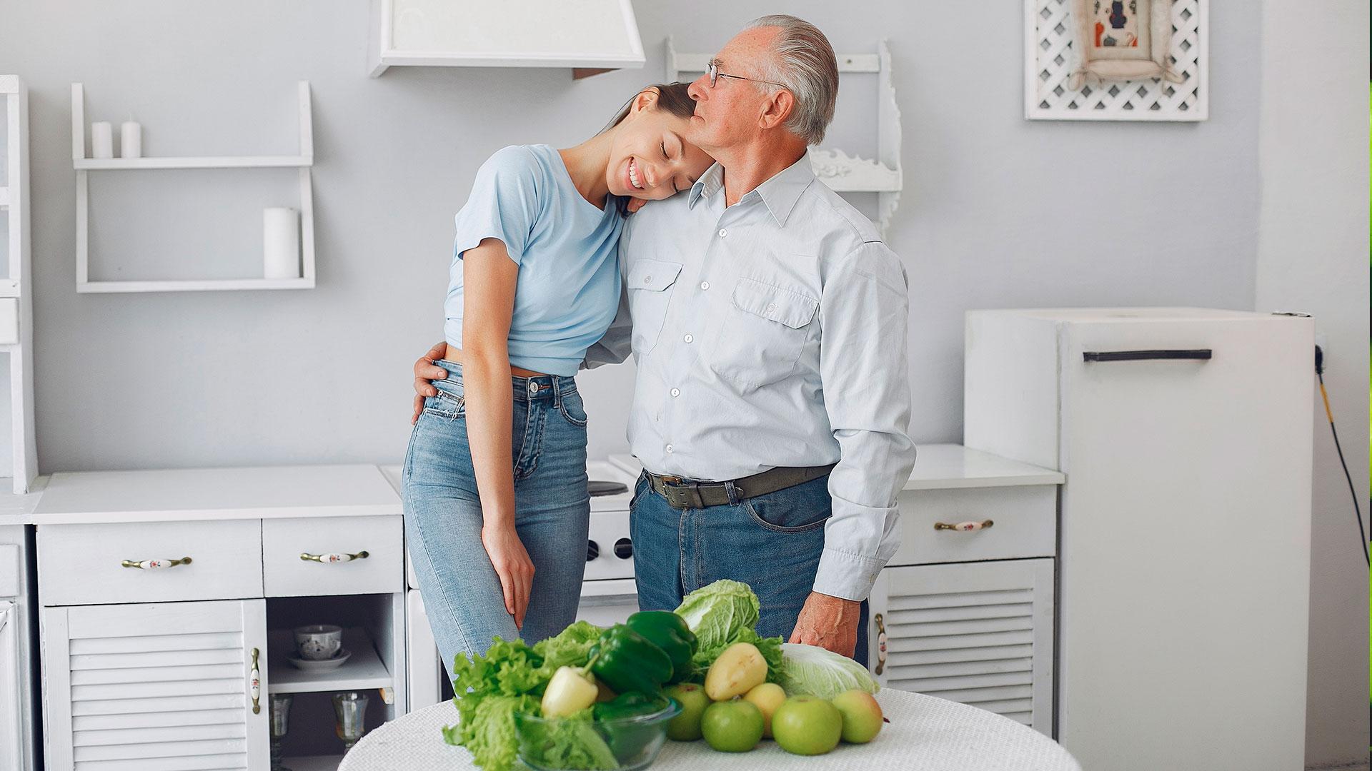 La dieta influenza l'umore delle donne più di quello degli uomini