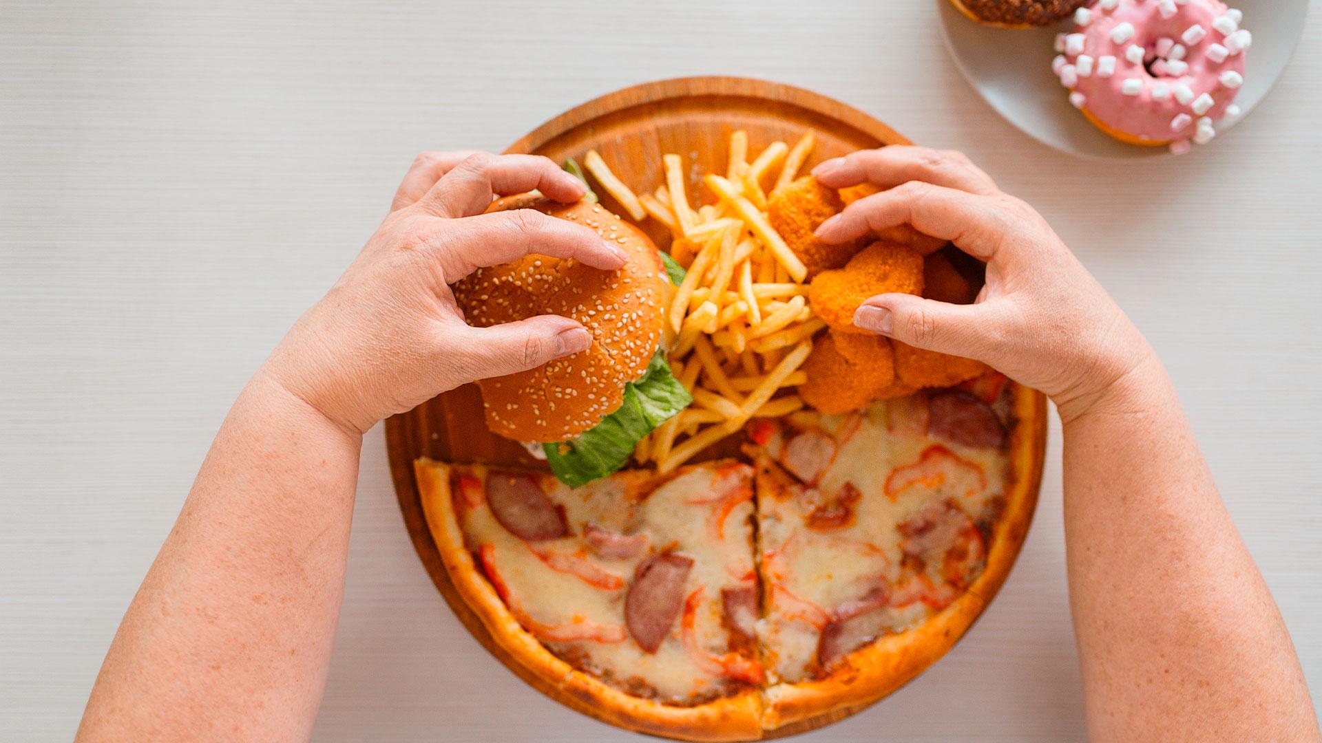 Obesità, perché quello che si mangia conta di più di quanto si mangia