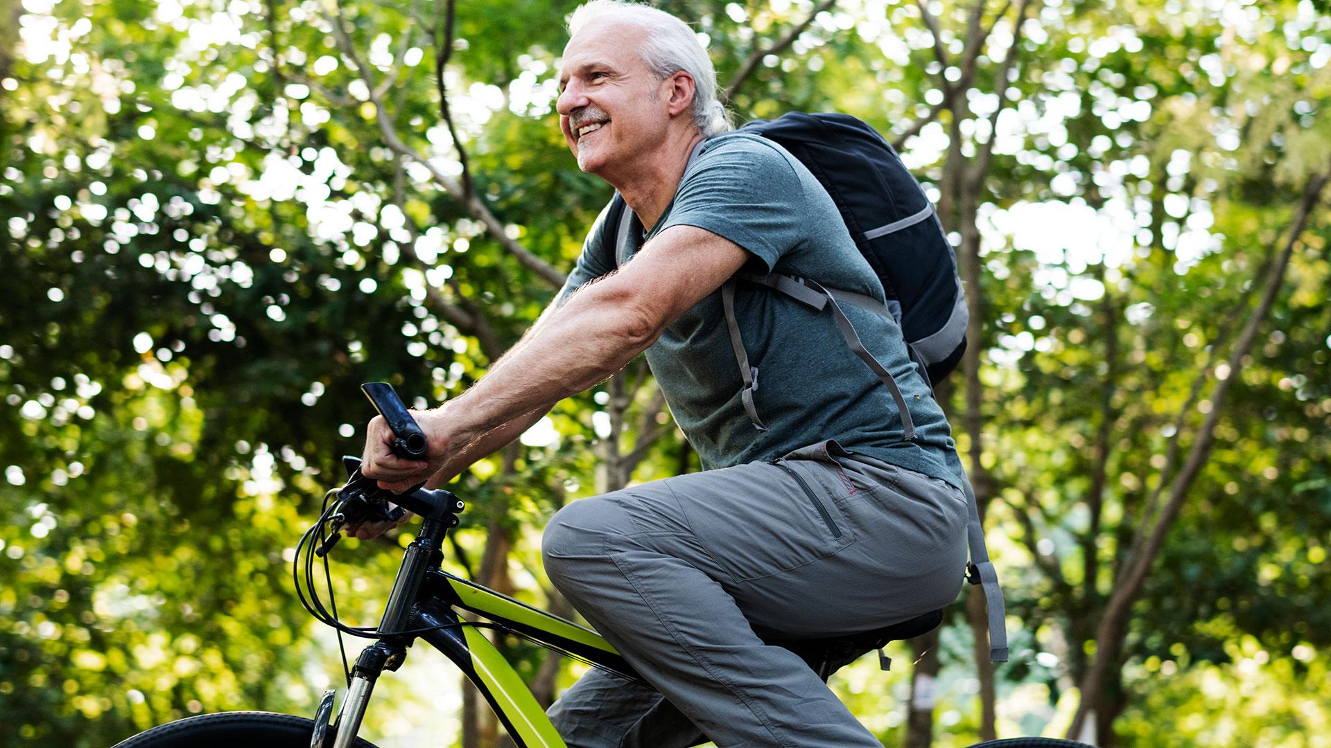 Diabete tipo 2, minor rischio di complicanze per chi va in bicicletta